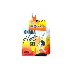 Gel massage tan mỡ bụng Onaka Hot Gel 300g