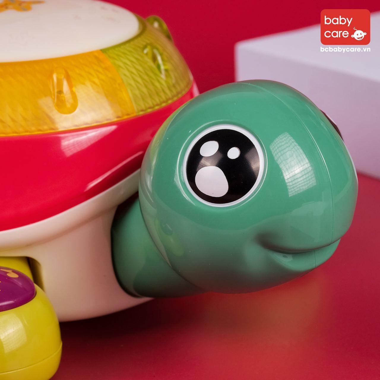 Bộ đồ chơi chú rùa đa năng BC7709