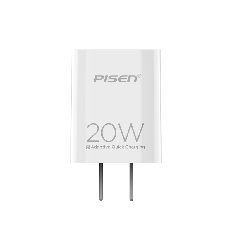 Sạc PISEN Quick PD 20W (Lightning) - Bộ 20W ip12