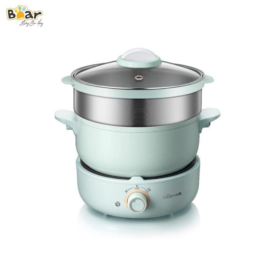 Nồi nấu đa năng Bear DHG-B25Z1 (Kèm lồng hấp)