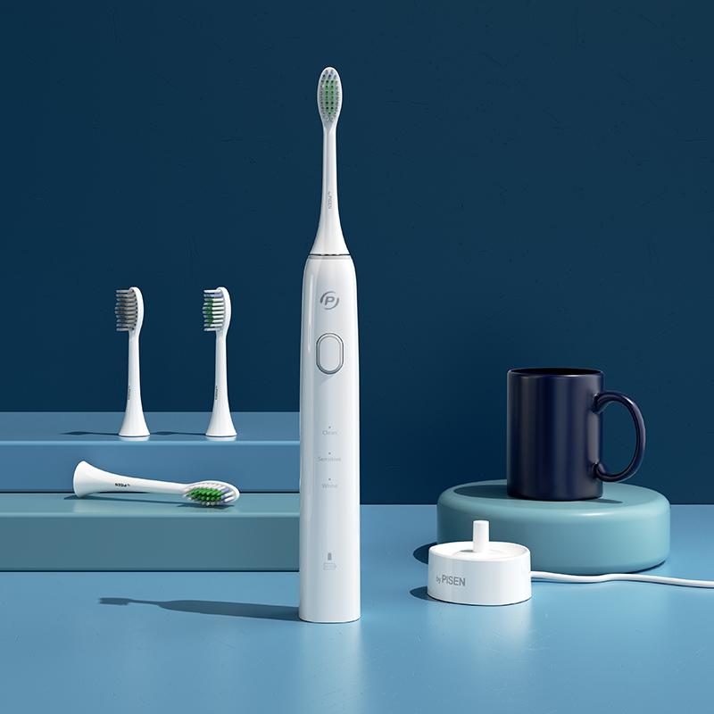 Bàn chải đánh răng điện PISEN PIN-Oral TP-T01 (Sonic)/ Miễn phí ship toàn quốc