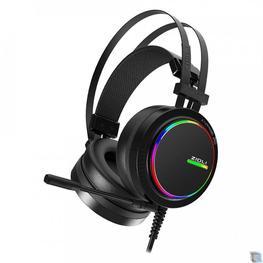 Tai nghe Gaming ZIDLI ZH11S (Real RGB, Sound 7.1 ) -