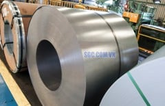 THÉP CÁN NGUỘI (Cold Rolled Steel)