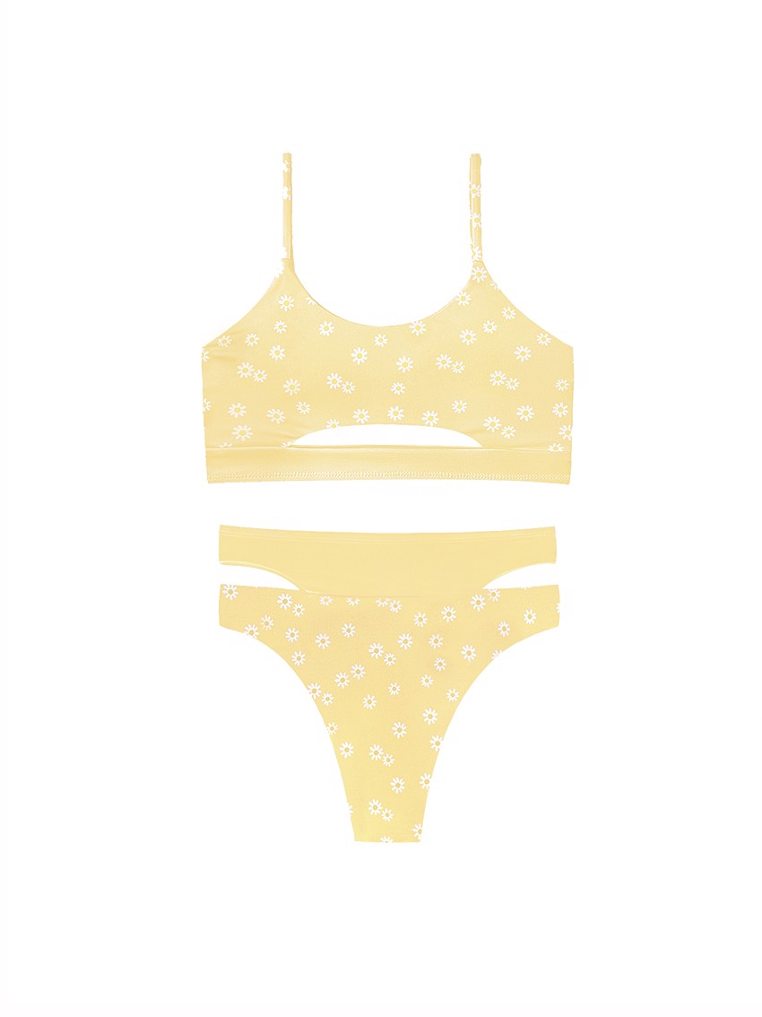 Scotch Daisy Inside Out Bikini Set