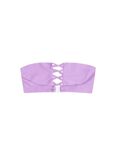 Violet Mermaid Top