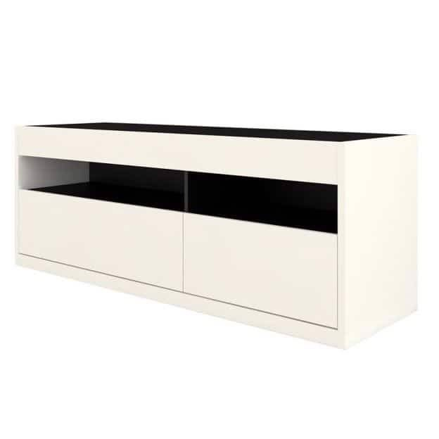 Tủ kệ TV - OPTIMUSSYS CABINET TV160/ DW05-160/ WH/ BL/ 19036592