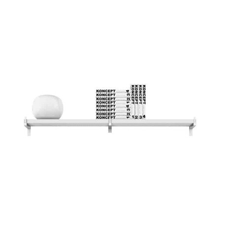 Kệ treo - SELECTOR HANGING SHELF WP120/ SC/ WHITE/ 19027099
