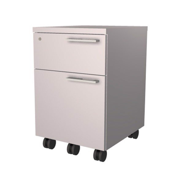 Tủ di động - ABLE MOVEABLE CABINET MO042/ LIGHT GRAY/ 19041352