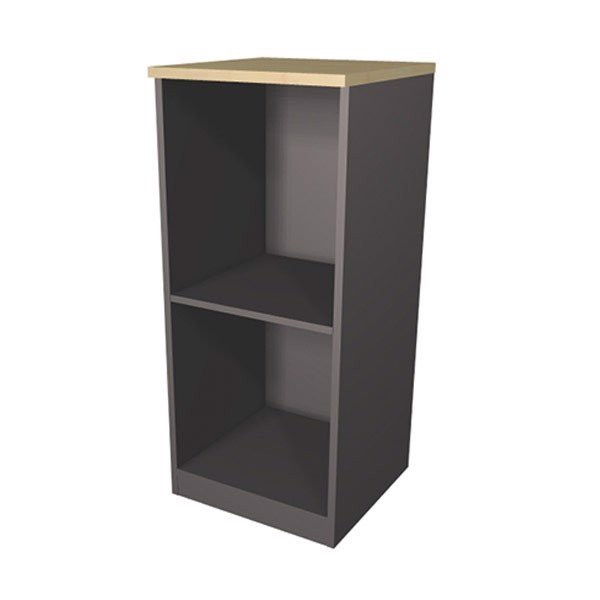 Tủ dưới - ABLE LOW CABINET LC040/DARK GRAY/MAPLE