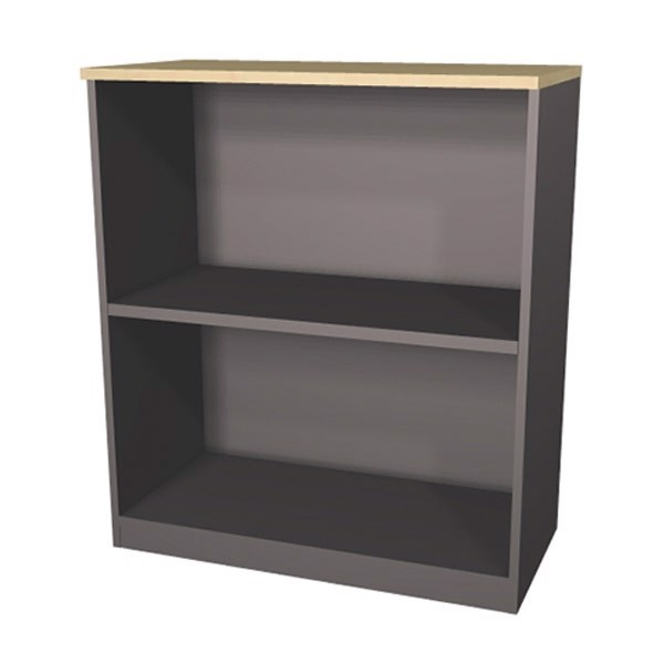 Tủ dưới - ABLE LOW CABINET LC080/ DARK GRAY/ MAPLE/ 19041379