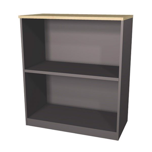 Tủ dưới - ABLE LOW CABINET LC080/DARK GRAY/MAPLE