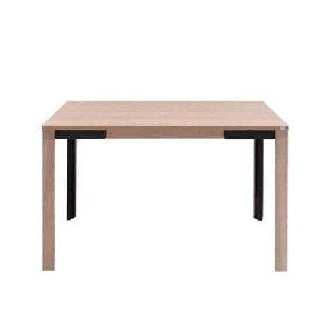 Bàn ăn - DINING TABLE COUPE/DN120/CHERRY-CAPUCHINO