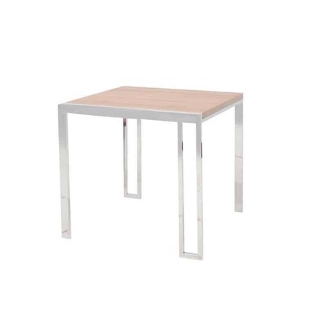 Bàn ăn - TABLE MONTIS#2/ DN80/ CHERRY-CAPU/ STAINLESS/ 19097469