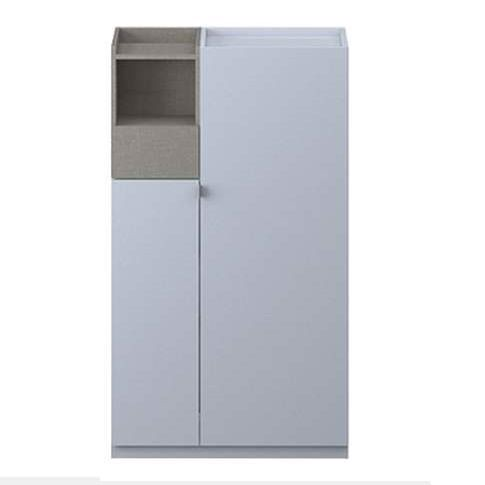 Tủ giày - EVA/SHOES CABINET/SH80/WHITE/IVORY TWIST
