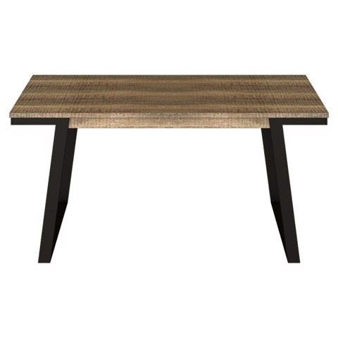 Bàn ăn - DINING TABLE/ NISEY-A160#2/ BLACK LEG/ ZGV HAZEL TIM/ 19142553