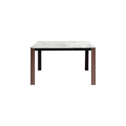 Bàn ăn - DINING TABLE HINTEY#2/ DN120/ WALNUT/ TOP MARBLE/ 19086818
