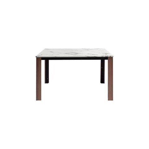 Bàn ăn - DINING TABLE HINTEY#2/DN120/WALNUT/TOP MARBLE