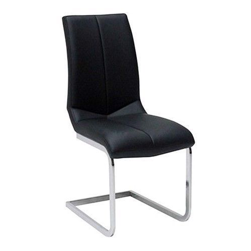 Ghế ăn - CHAIR/ YAONI/ CHROMIUM/ SL BLACK/ 19144584