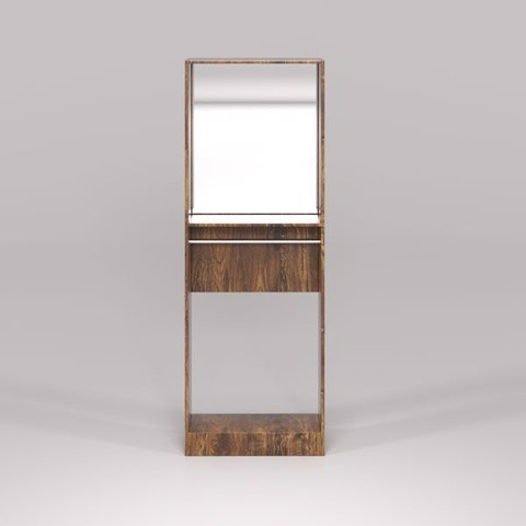 Bàn trang điểm - BRICKO-L/ DRESSING TABLE/ DT60/ AUTUMN BROWN/ 19127621