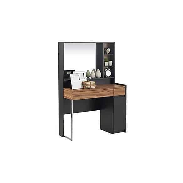 Bàn trang điểm - RALPHS DRESSING TABLE DT100/ DARK GRAY/ AUTUMN BROWN/ 19101642