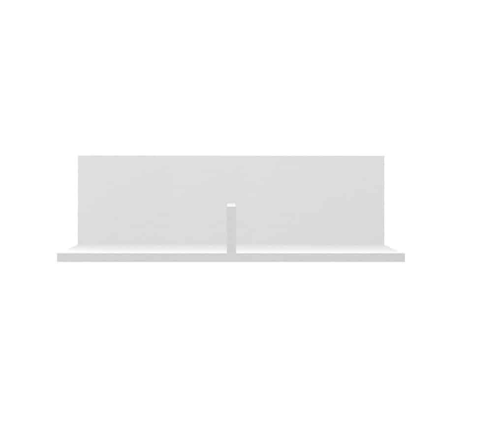 Đợt kệ - SELECTOR HANGING SHELF SH060/ WHITE/ 19027078