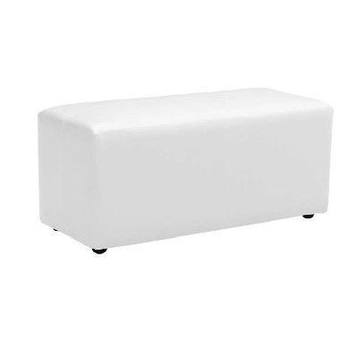 Ghế đôn - STOOL 2S BENTLY#2/ SL WHITE/ 19077255