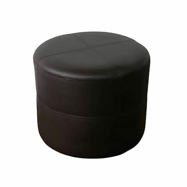 Ghế đôn - CIRCLE STOOL BENTLY-M#2/SL BROWN
