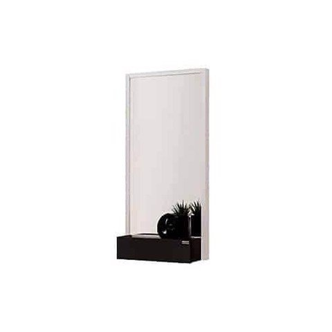 Gương treo - LEPINO HANGING MIRROR MR50/ WHITE/ DARK GRAY/ 19090819