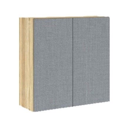 Tủ treo hộp - BRICKO-M/HANGING BOX/HB60-25/SOLID OAK/DENIM