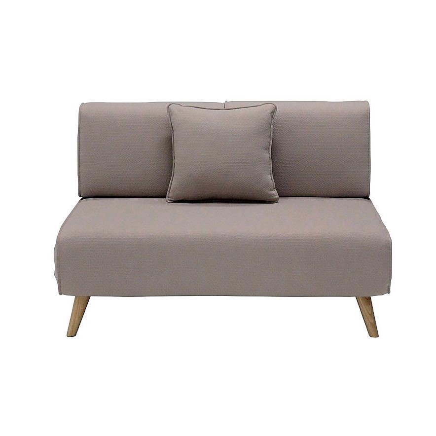 Ghế sofa - SOFA BED/FADEL/LIGHT BROWN
