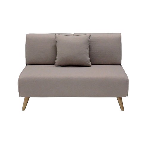 Ghế sofa - SOFA BED/ FADEL/ LIGHT BROWN/ 19144541