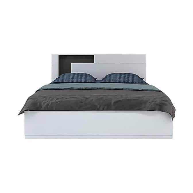 Giường - SPAZZ BED-BW5'/ D/ WHITE/ G-TWIST/ 19070058