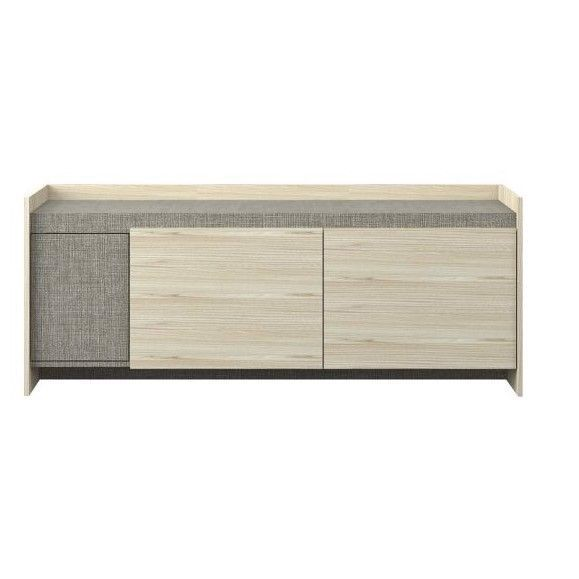 Kệ tivi - ECONI SIDEBOARD TV150/CANYON OAK/I-TWIST