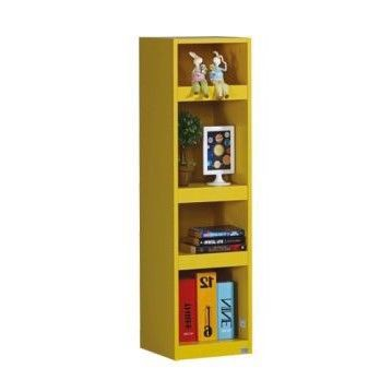 Tủ đứng - KIDZIO TALL CABINET CT30-120/YELLOW BUTT