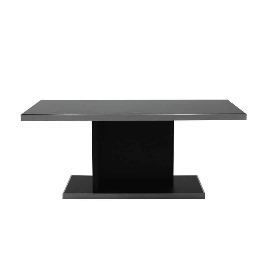 Bàn ăn - DINING TABLE/ LEWIS-A180/ BLACK OAK WOOD/ VENEER/ 19140359