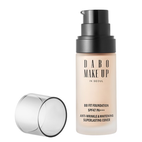 Kem nền trang điểm DABO Make-up BB Fit Foundation SPF47 PA+++ #13