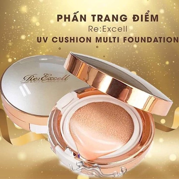 Phấn nước R&B-UV Cushion Multi Foundation