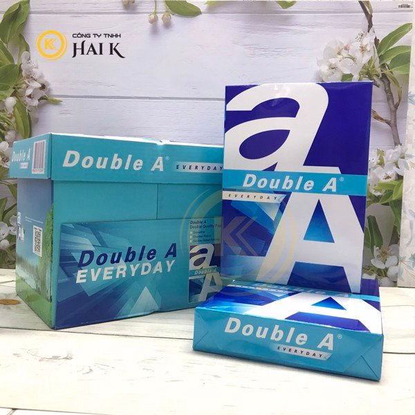 Giấy A4 Double A 70gsm