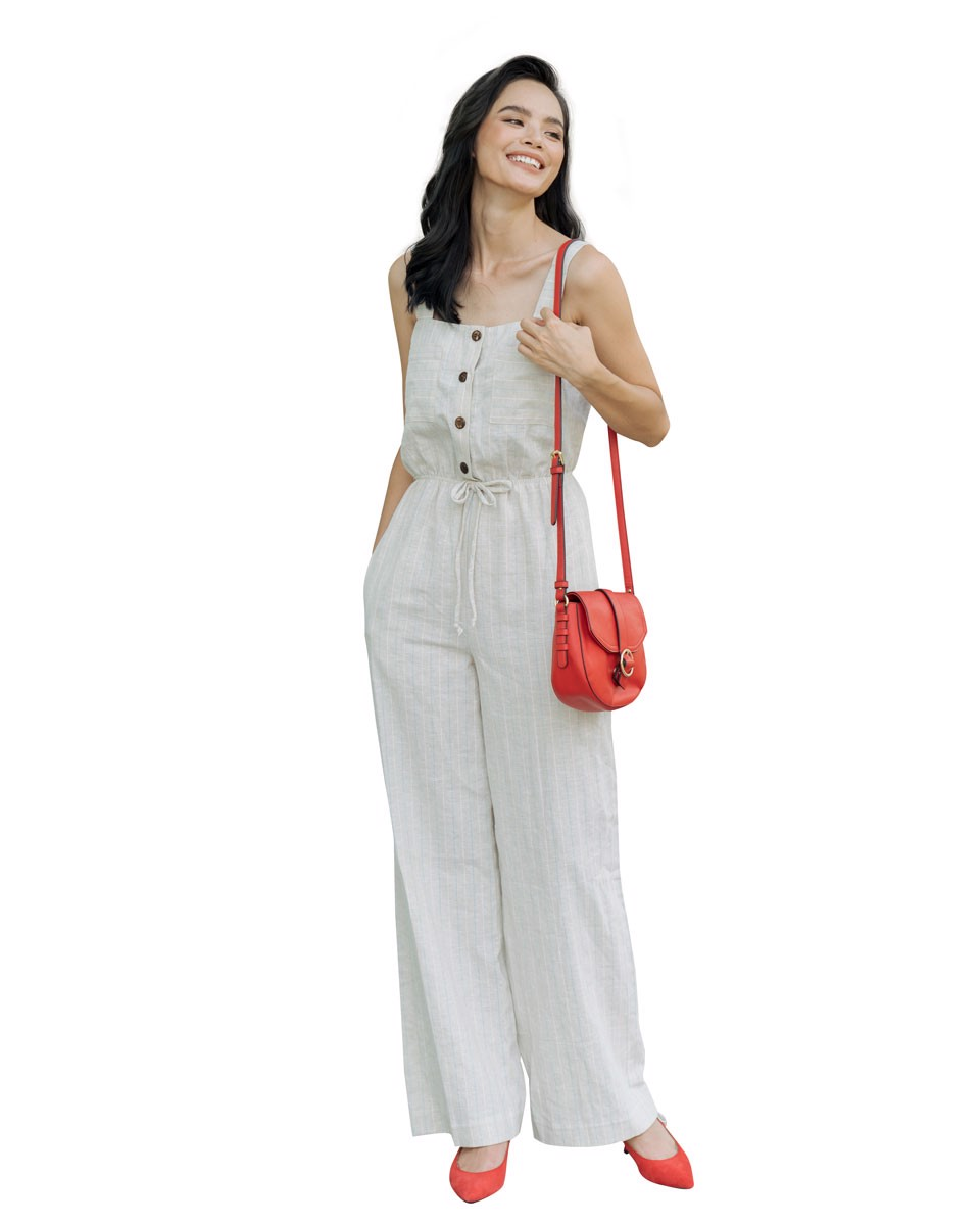 Jumpsuit Linen Kem Secret