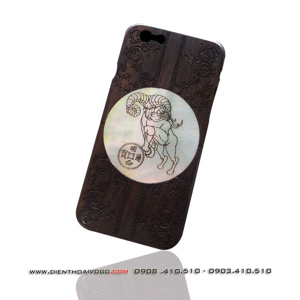 Case gỗ Iphone6/6s