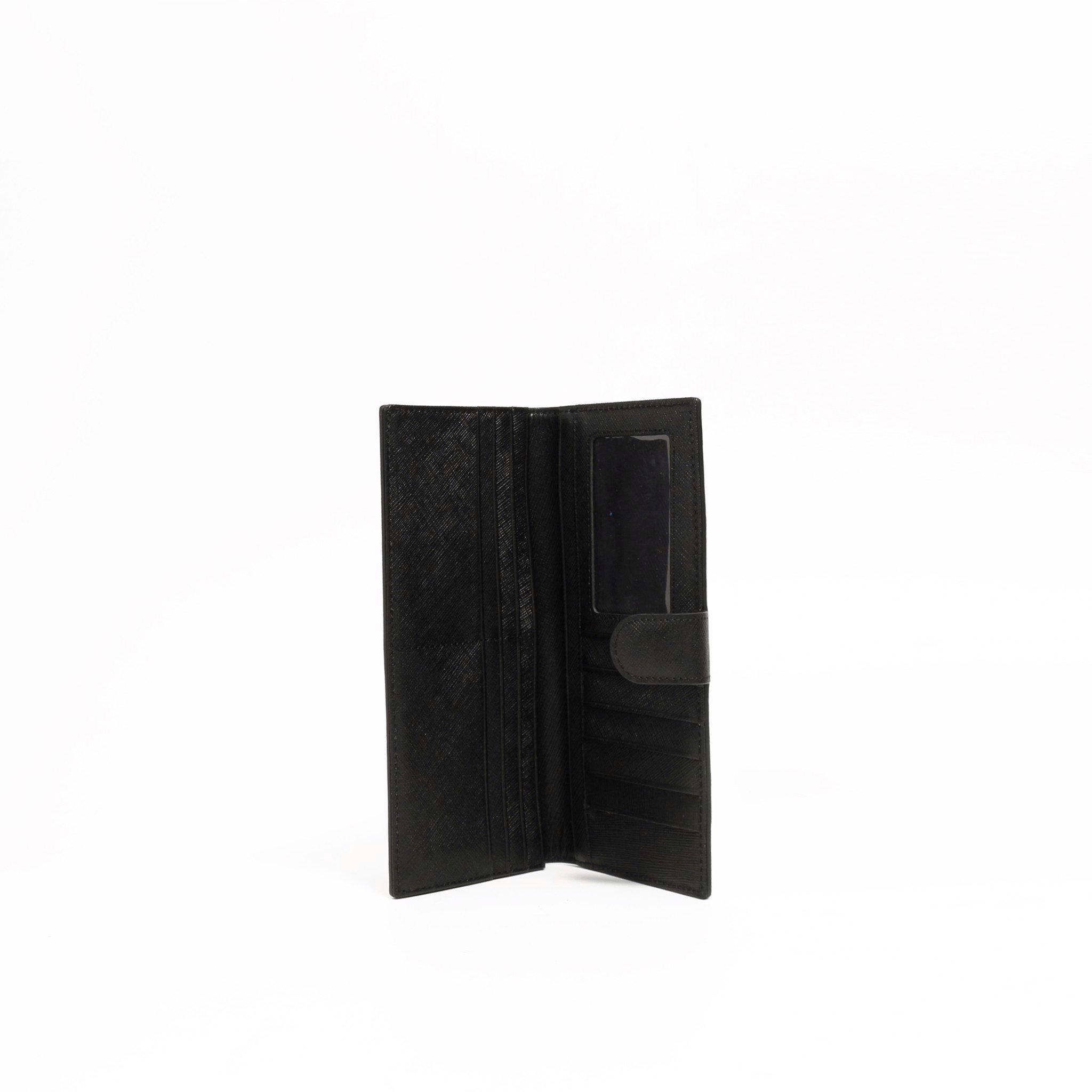 LOLIPOP LONG WALLET BLACK