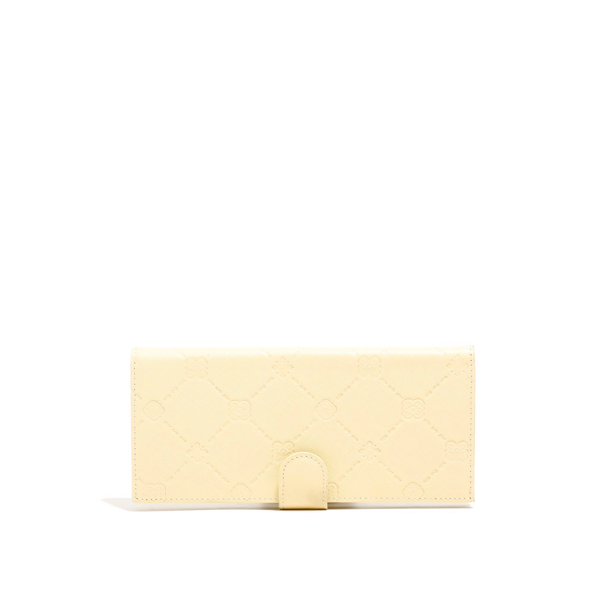 LOLIPOP LONG WALLET TAN