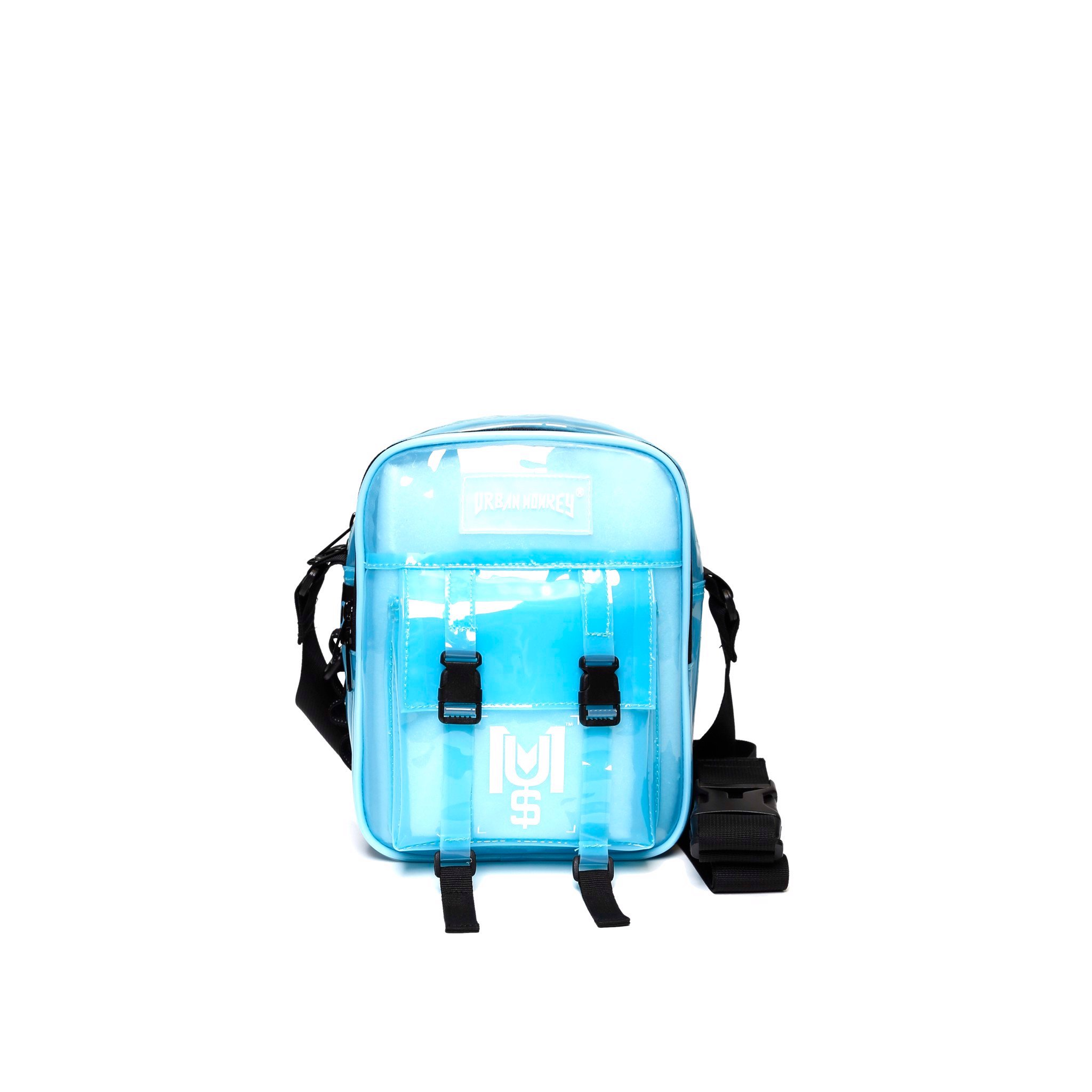 750 BLUE PVC MESSBAG