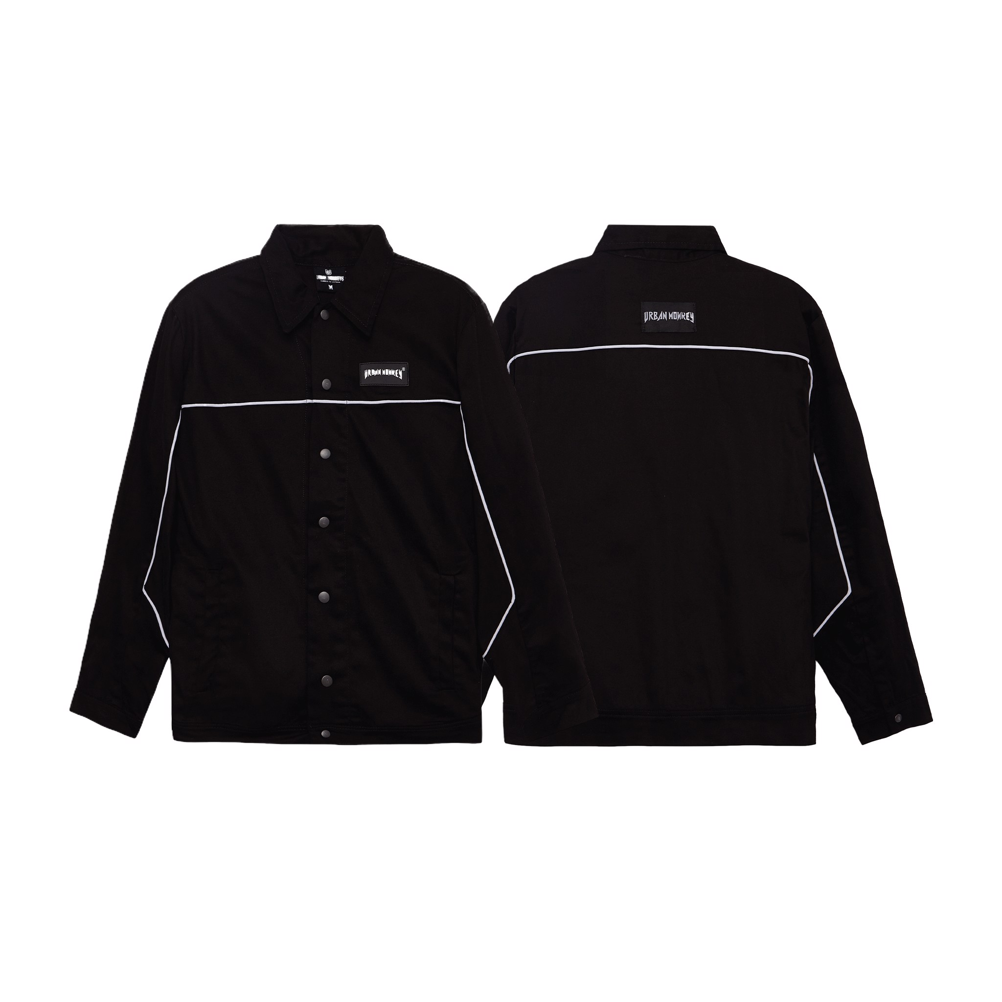NEWBIE JACKET BLACK 3.0