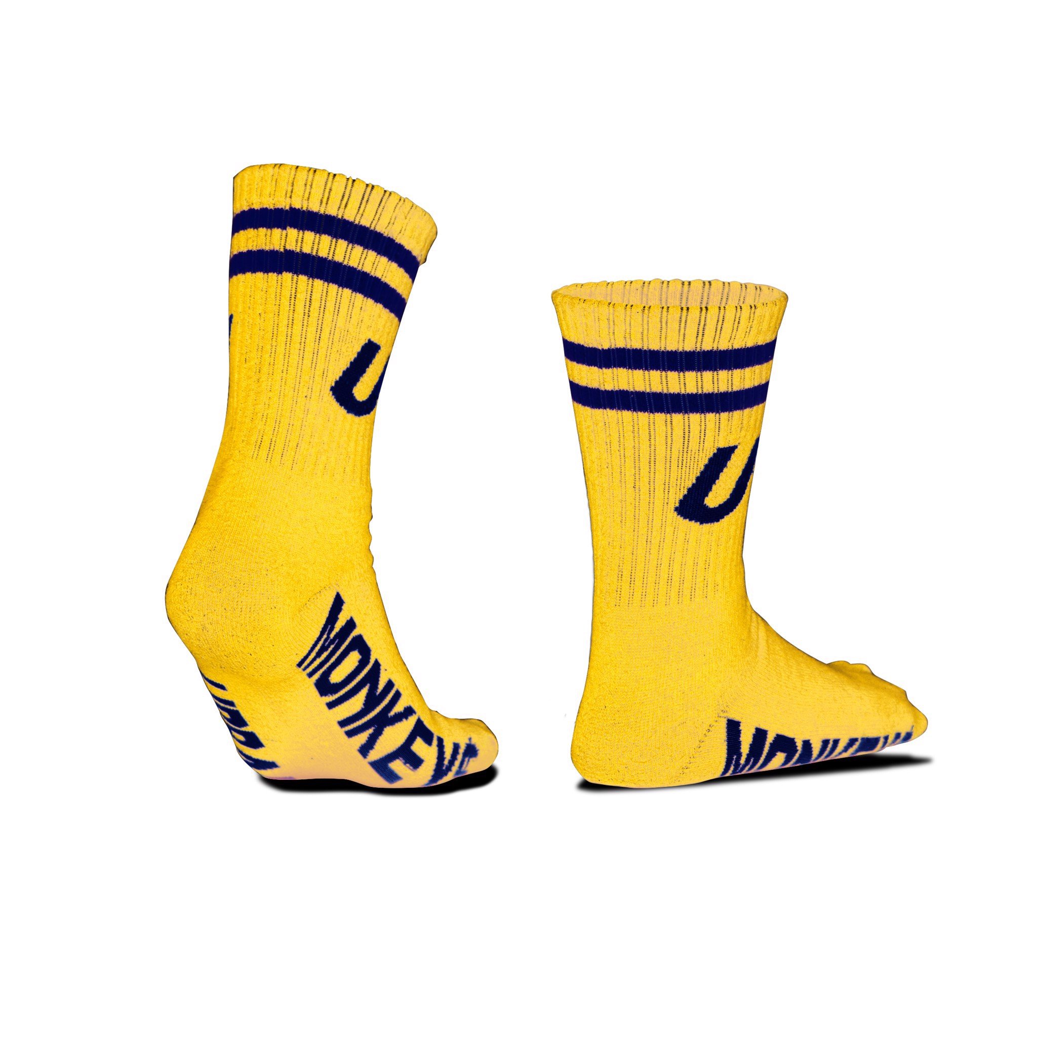 U SOCK YELLOW