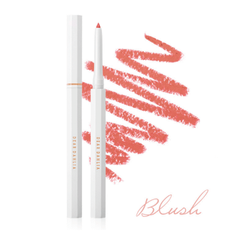 (Gift) Chì Kẻ Viền Môi DEAR DAHLIA PARADISE PERFECT LIP DEFINING PENCIL (BLUSH) 3.8g