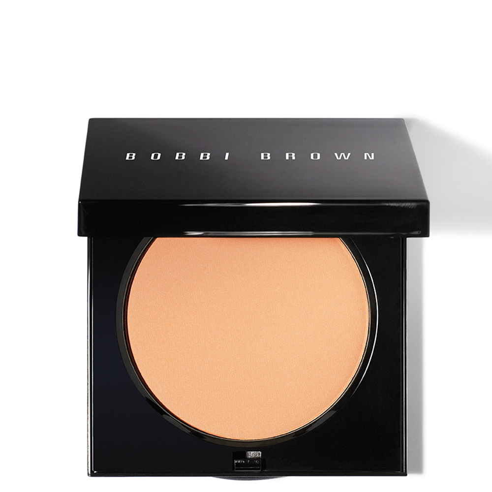 Phấn Phủ Dạng Nén BOBBI BROWN SHEER FINISH PRESSED POWDER 11g - WARM NATURAL