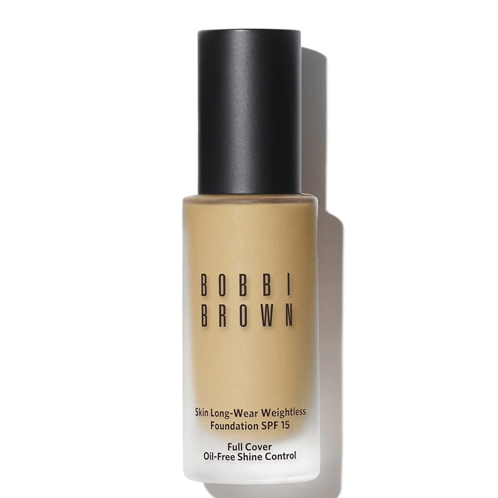 Kem Nền Lâu Trôi BOBBI BROWN SKIN LONG-WEAR WEIGHTLESS FOUNDATION SPF15 30ml - 02 SAND
