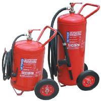 Mobile - Dry Powder Fire Extinguisher