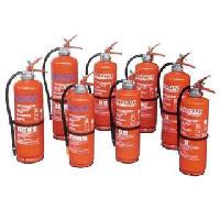 Cartridge Operated Type Dry Powder, Water and Foam Portable Extinguisher